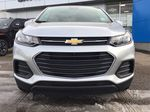 Silver 2021 Chevrolet Trax Front Vehicle Photo in Brooks AB