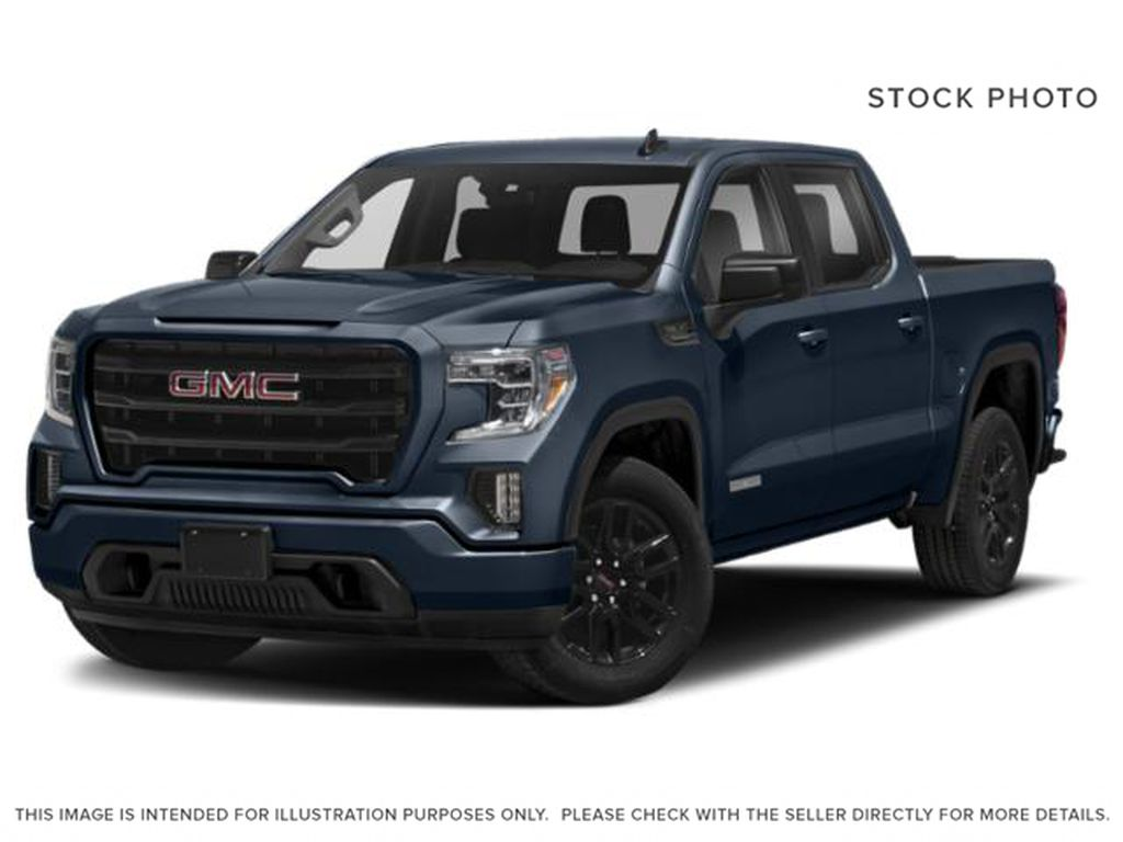 PACIFIC BLUE 2021 GMC Sierra 1500