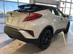 Blizzard Pearl w/Black Roof 2021 Toyota C-HR Nightshade Rear of Vehicle Photo in Edmonton AB