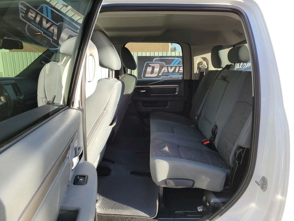 White 2017 Ram 2500 LR Door Panel Ctls Photo in Fort Macleod AB