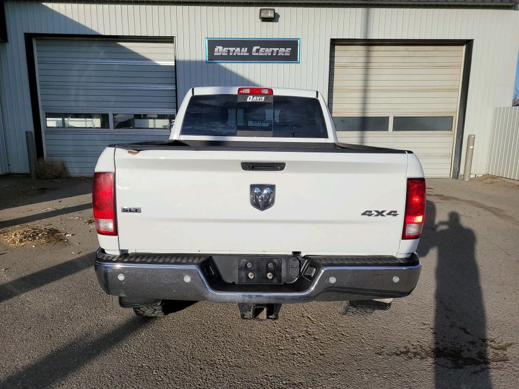 White 2017 Ram 2500  Driver's Side Door Controls Photo in Fort Macleod AB