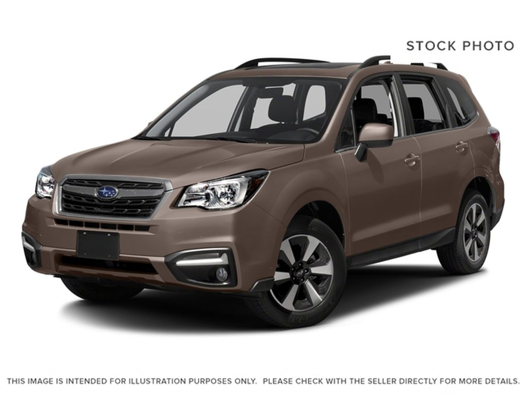 Brown[Sepia Bronze Metallic] 2018 Subaru Forester