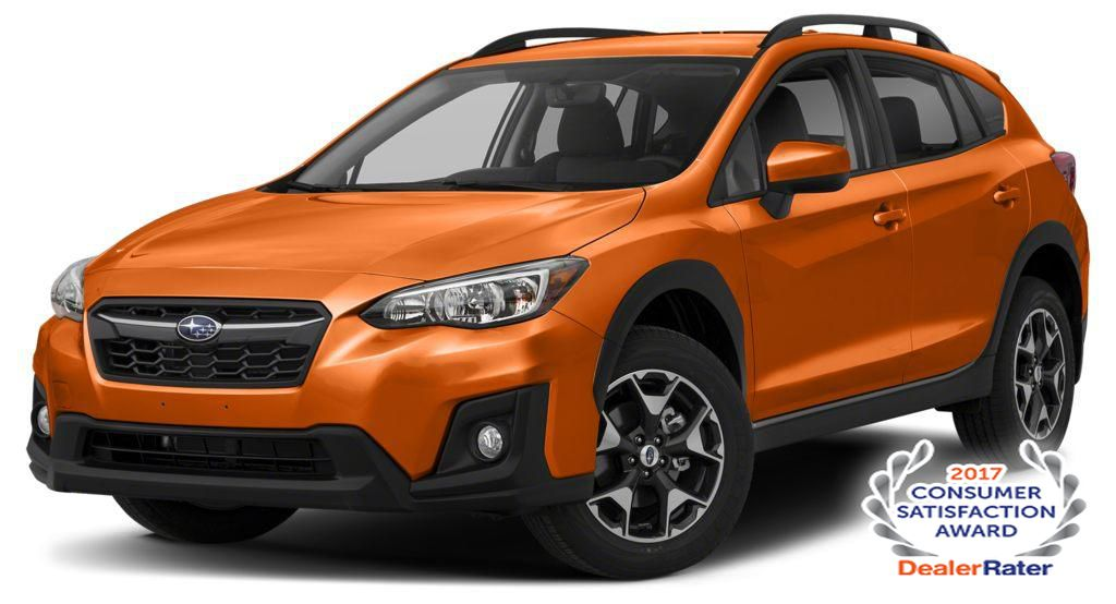Orange[Sunshine Orange] 2019 Subaru Crosstrek