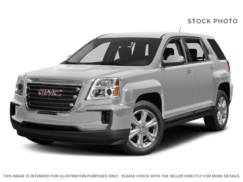 Silver[Quicksilver Metallic] 2017 GMC Terrain