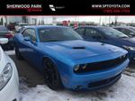 Blue[B5 Blue Pearl] 2016 Dodge Challenger SXT BLACK TOP EDITION / LEATHER Primary Listing Photo in Sherwood Park AB