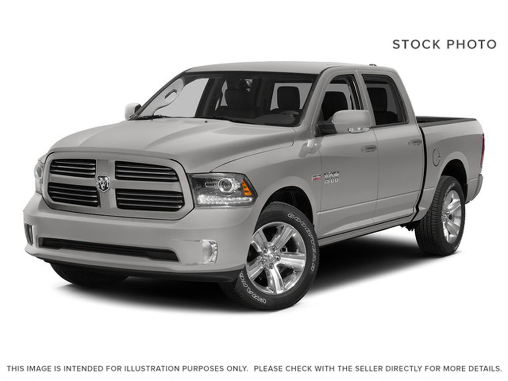 Silver[Bright Silver Metallic] 2015 Ram 1500