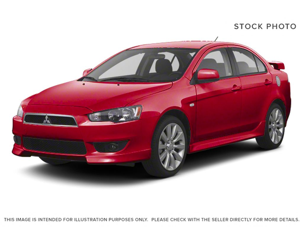 Red[Rally Red Metallic] 2013 Mitsubishi Lancer