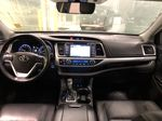 Black 2018 Toyota Highlander XLE | Extended Warranty Included Third Row Seat or Additional  Photo in Edmonton AB