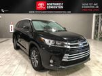 Black 2018 Toyota Highlander XLE | Extended Warranty Included Primary Listing Photo in Edmonton AB
