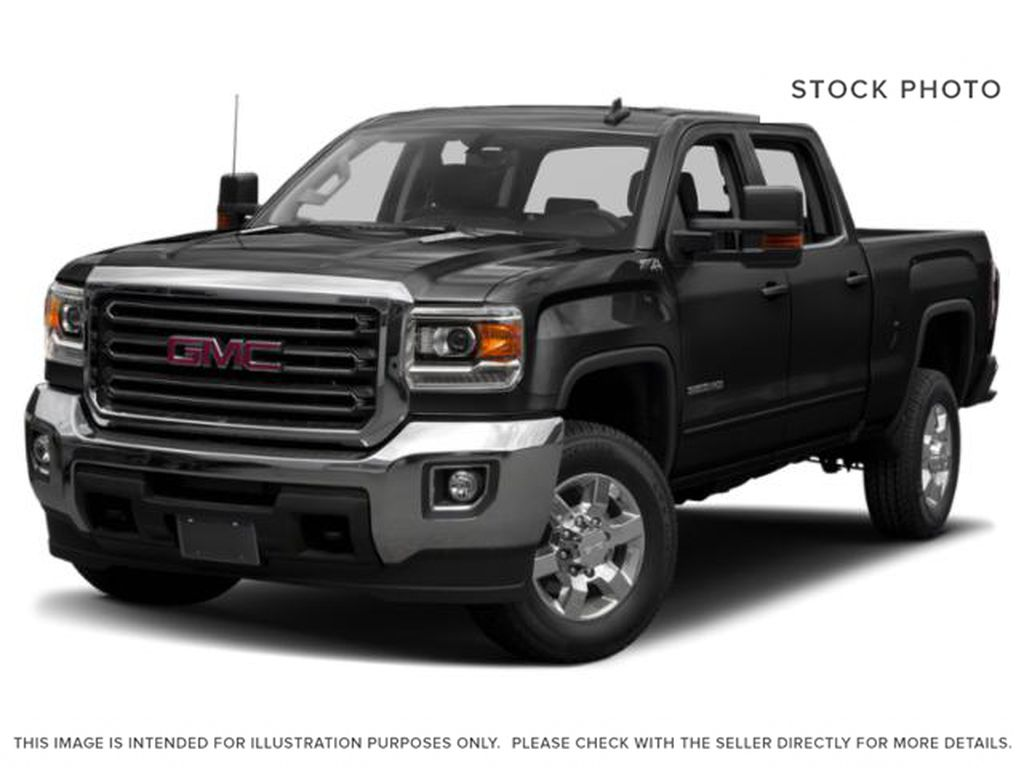 Black 2019 GMC Sierra 3500HD