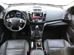 Red 2014 Ford Escape Left Rear Interior Door Panel Photo in Brooks AB