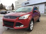 Red 2014 Ford Escape Primary Listing Photo in Brooks AB