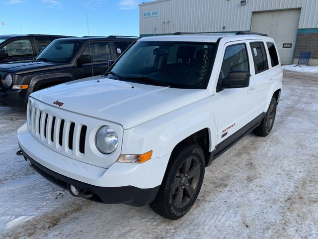 White 2016 Jeep Patriot 4WD 4dr 75th Anniversary *Bluetooth*Heated Seats*Remote Start*
