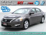 Brown[Java Metallic] 2014 Nissan Altima SV - Sunroof, Automatic, Alloy Wheels, LOW KMs Primary Listing Photo in Winnipeg MB