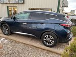 Blue[Arctic Blue Metallic] 2015 Nissan Murano Left Side Photo in Lethbridge AB