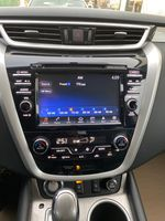 Blue[Arctic Blue Metallic] 2015 Nissan Murano Central Dash Options Photo in Lethbridge AB