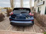 Blue[Arctic Blue Metallic] 2015 Nissan Murano Rear of Vehicle Photo in Lethbridge AB