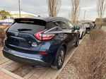 Blue[Arctic Blue Metallic] 2015 Nissan Murano Right Side Photo in Lethbridge AB