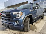 Blue[Pacific Blue Metallic] 2021 GMC Sierra 1500 Elevation Left Front Head Light / Bumper and Grill in Calgary AB
