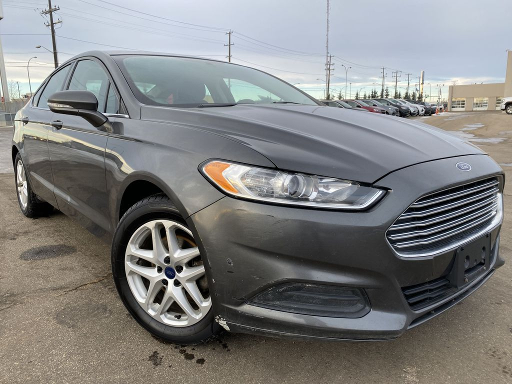 Gray[Magnetic Metallic] 2016 Ford Fusion