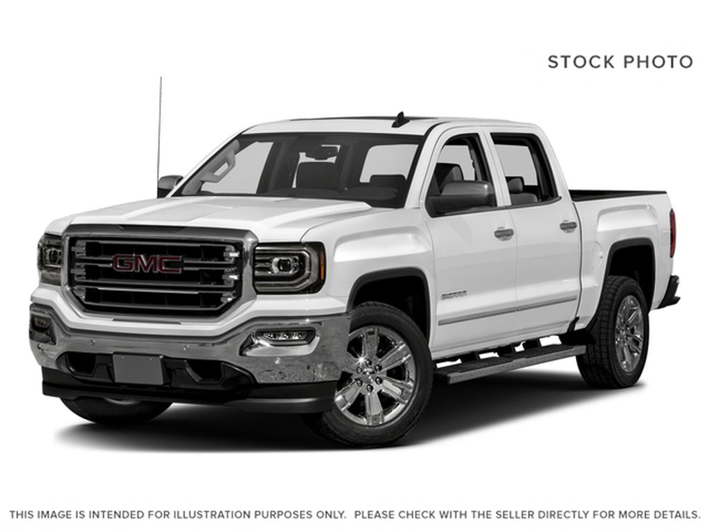 Gray[Dark Slate Metallic] 2017 GMC Sierra 1500