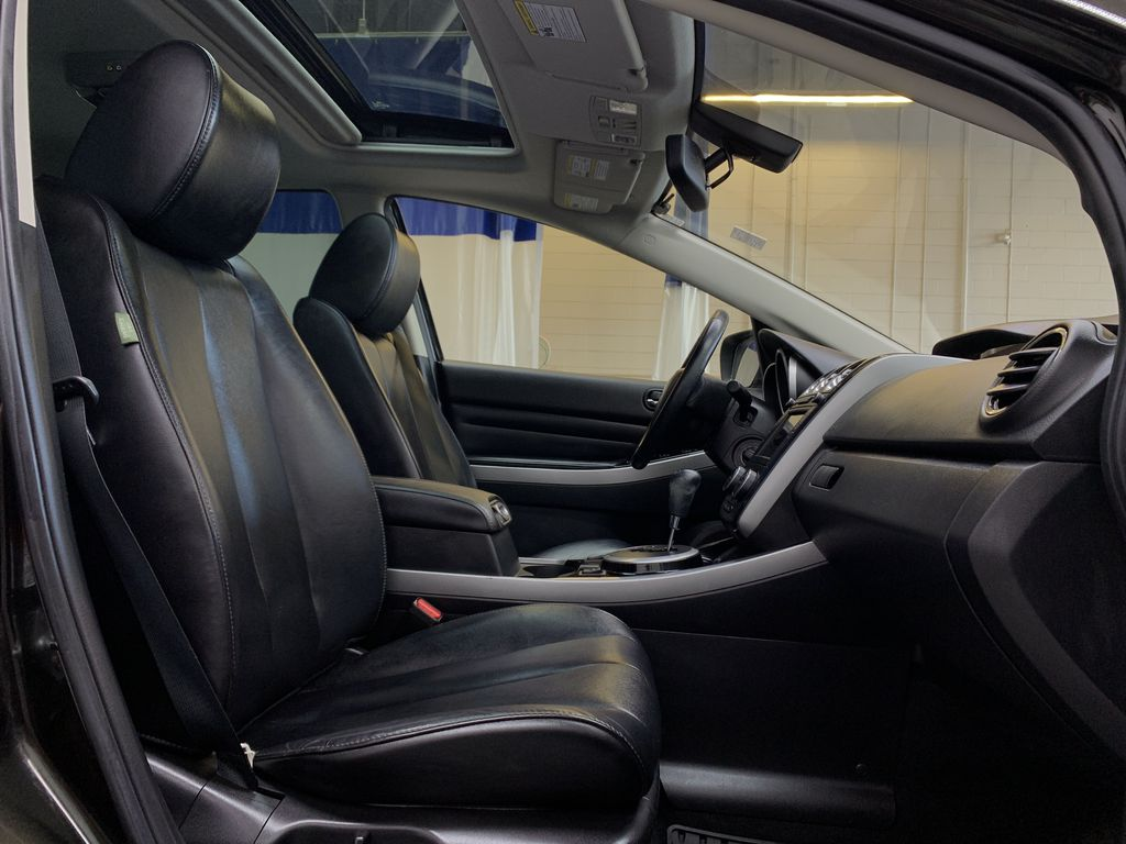 BLACK 2011 Mazda CX-7 GT - Remote Start, 2 Sets of Tires/Rims, NAV Right Side Front Seat  Photo in Edmonton AB
