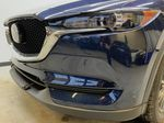 DEEP CRYSTAL BLUE MICA(42M) 2021 Mazda CX-5 GS Comfort AWD Left Front Head Light / Bumper and Grill in Edmonton AB