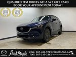 DEEP CRYSTAL BLUE MICA(42M) 2021 Mazda CX-5 GS Comfort AWD Primary Listing Photo in Edmonton AB