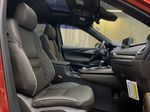 SOUL RED CRYSTAL METALLIC(46V) 2021 Mazda CX-9 Signature AWD Right Side Front Seat  Photo in Edmonton AB