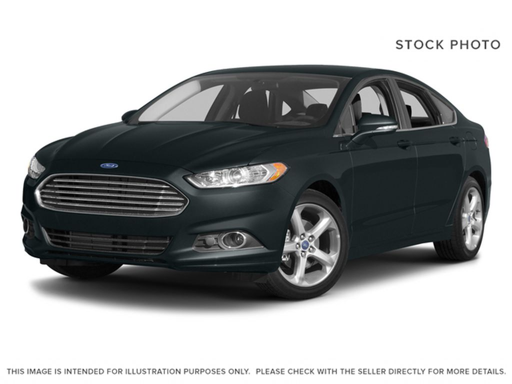 Gray[Guard Metallic] 2015 Ford Fusion
