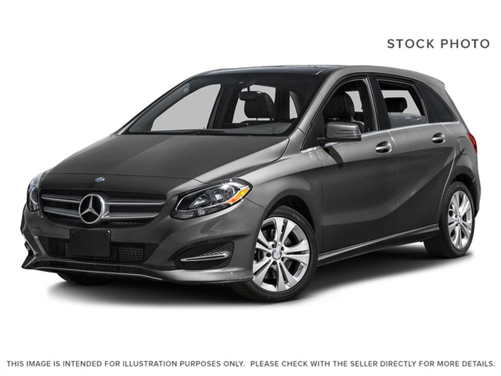 Gray[Mountain Grey Metallic] 2015 Mercedes-Benz B-Class