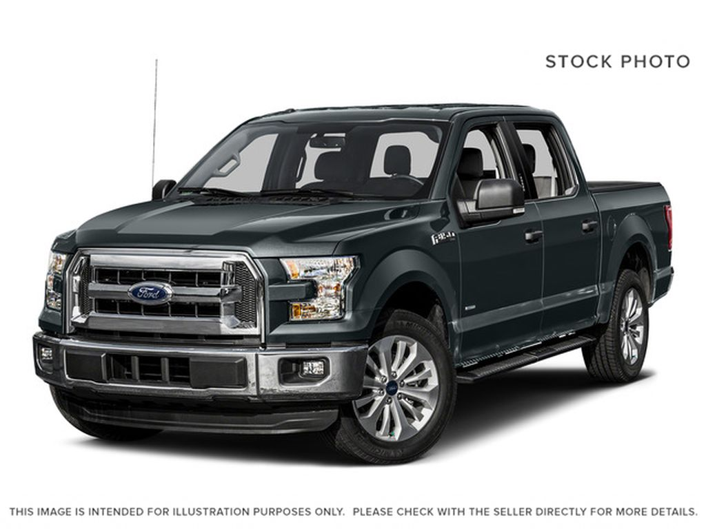 Gray[Guard Metallic] 2015 Ford F-150 / XLT / CREWCAB / 3.5L ECOBOOST