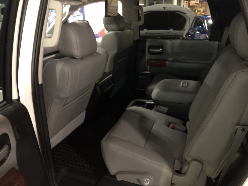 Blizzard Pearl 2021 Toyota Sequoia Platinum Right Side Front Seat  Photo in Edmonton AB