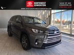 Grey 2019 Toyota Highlander XLE   Extended Warranty Included Primary Listing Photo in Edmonton AB