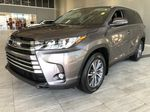 Grey 2019 Toyota Highlander XLE   Extended Warranty Included Left Side Rear Seat  Photo in Edmonton AB