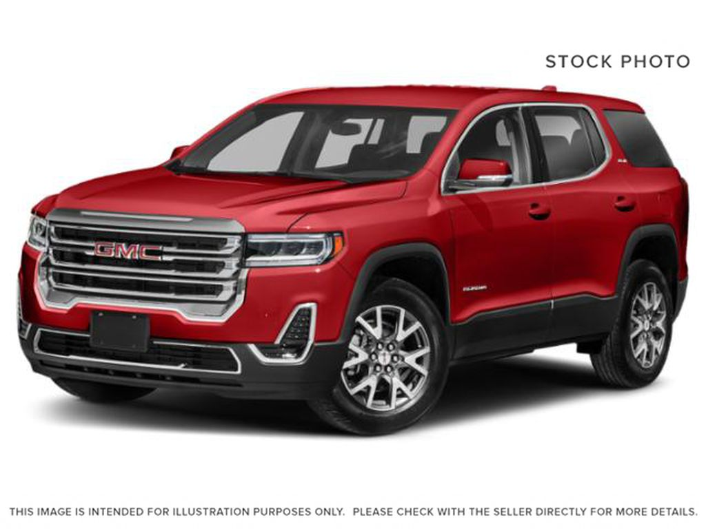 Red[Cayenne Red Tintcoat] 2021 GMC Acadia