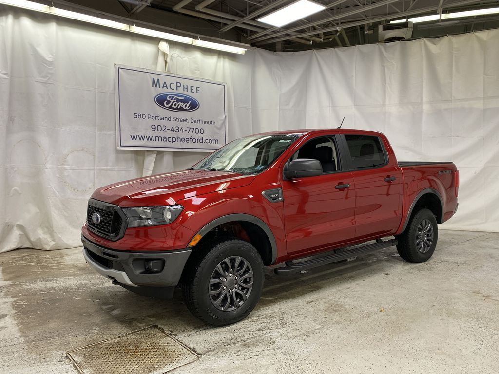 Red[Race Red] 2020 Ford Ranger