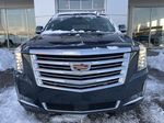 Silver[Radiant Silver Metallic] 2019 Cadillac Escalade Platinum Front Vehicle Photo in Calgary AB