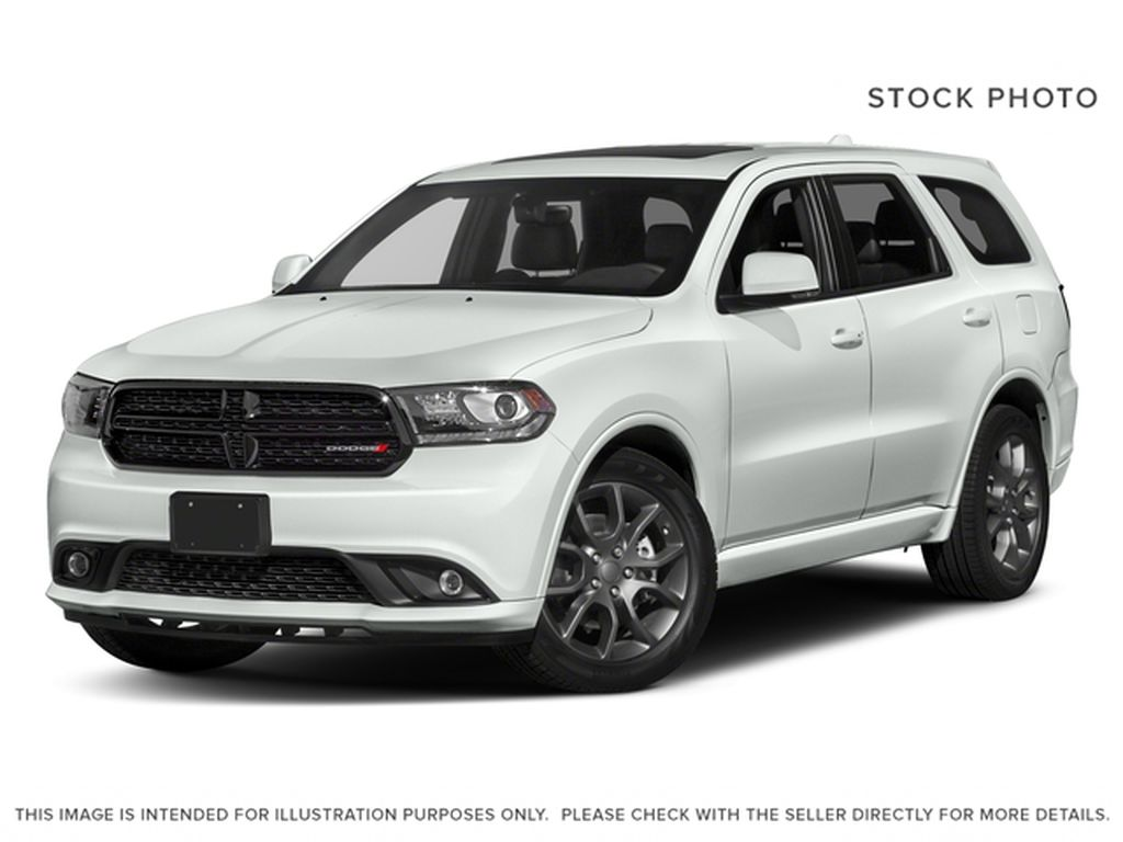 Granite Metallic Clear Coat 2017 Dodge Durango