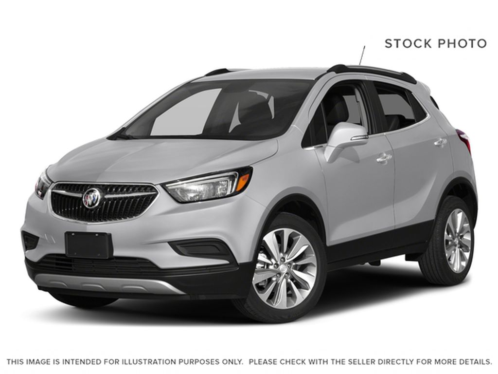 Red[Winterberry Red Metallic] 2017 Buick Encore