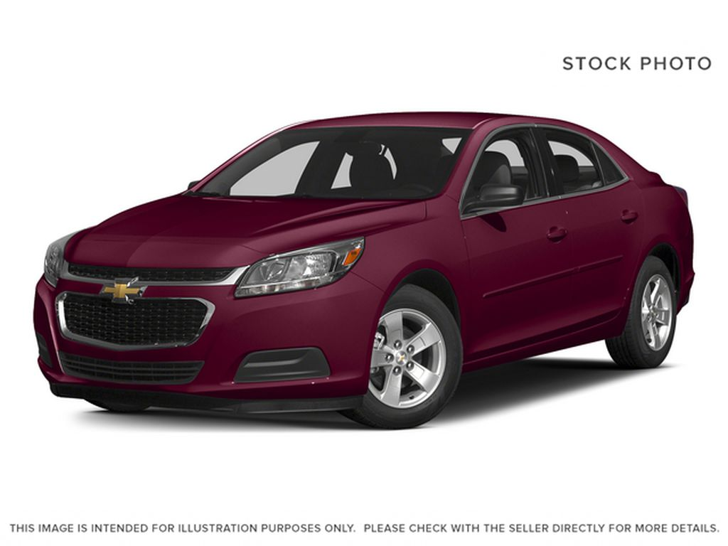 Red[Butte Red Metallic] 2015 Chevrolet Malibu