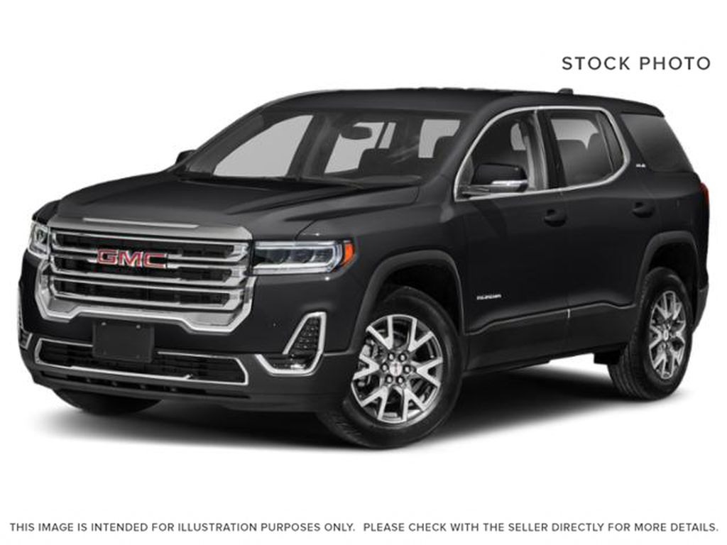 Ebony Twilight Metallic 2021 GMC Acadia
