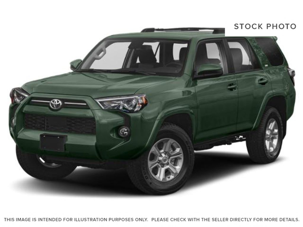Green[Army Green] 2021 Toyota 4Runner