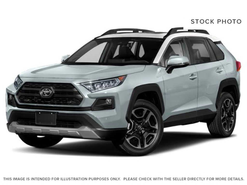 Gray[Lunar Rock w/Ice Edge Roof] 2021 Toyota RAV4