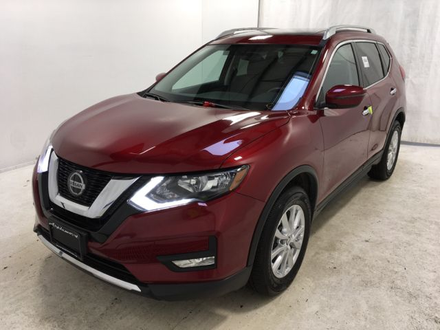 Red 2018 Nissan Rogue AWD SV *Heated Seats*Back-Up Cam*Bluetooth*