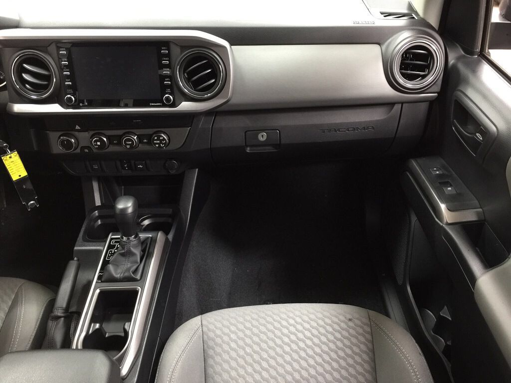 Gray[Magnetic Grey Metallic] 2021 Toyota Tacoma SR5 Right Front Seat Photo in Sherwood Park AB
