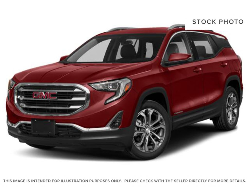 Red Quartz Tintcoat 2021 GMC Terrain