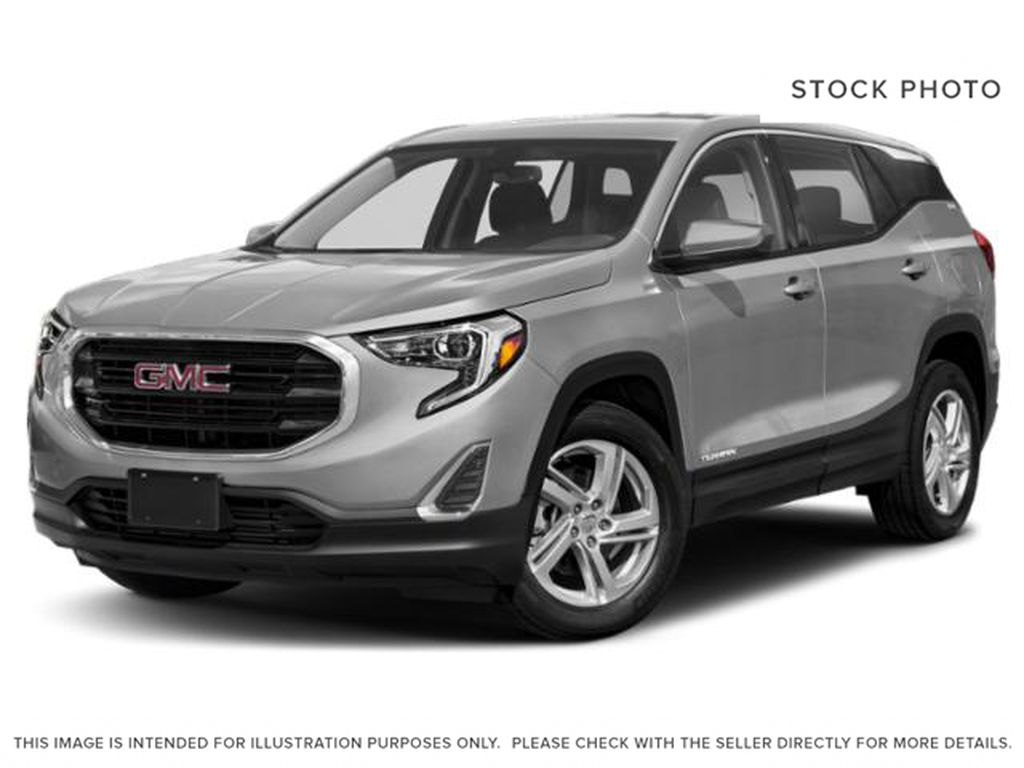Quicksilver Metallic 2021 GMC Terrain
