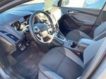 Gray[Sterling Grey Metallic] 2014 Ford Focus Left Front Interior Photo in Lethbridge AB