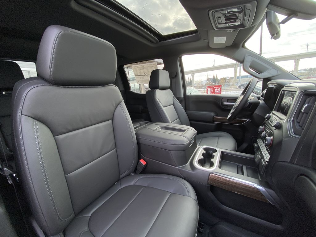 Black[Black] 2021 Chevrolet Silverado 1500 RST Right Side Front Seat  Photo in Calgary AB